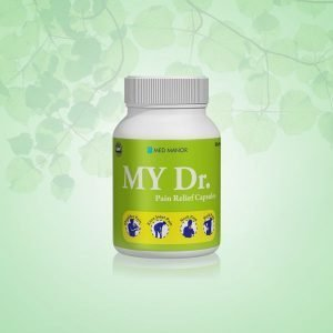 my dr pain relief capsules product pack