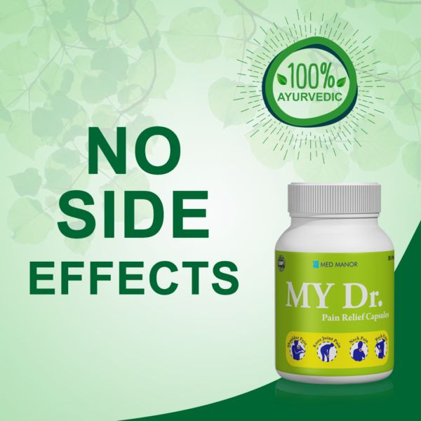 experience no side effects with my dr capsules