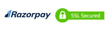ssl secured and razorpay payment