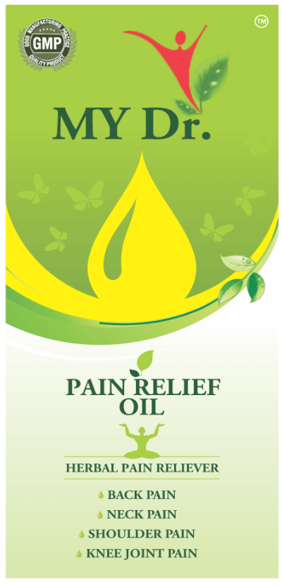pain relief oil pack